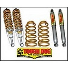 Tough Dog Suspension Kit Toyota FJ CRUISER 40mm Adjustable shocks